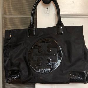 Tory Burch Ella Tote, size large